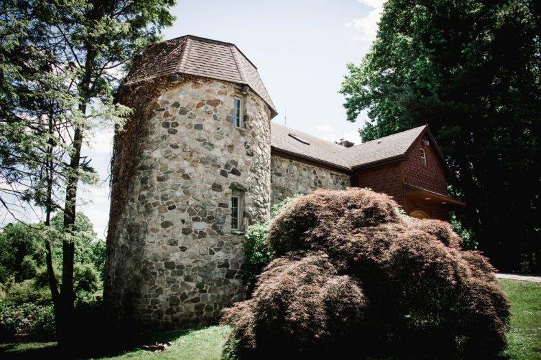 CastleBamFront